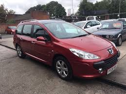 used peugeot 307 sw estate 1 6 hdi s 5dr in manchester lancashire
