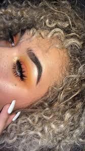 best 25 orange makeup ideas on pinterest orange eyeshadow