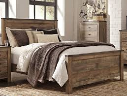contemporary king size bedroom sets rustic casual contemporary 6 piece king bedroom set trinell rc