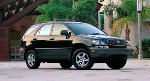 lexus rx 300 should the original lexus rx 300 be considered a car