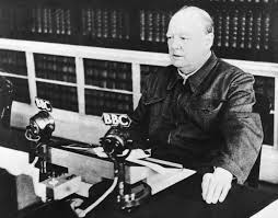 Winston Churchill Iron Curtain Speech Winstron Churchill U0027blood Toil Tears Sweat U0027 Speech Time U0027s