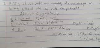 Ap Chem Reference Table John La U0027s I2 And Ap Chemistry Blog Stoichiometry