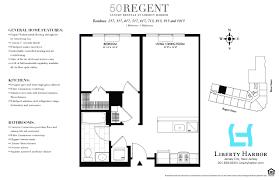 Regent Heights Floor Plan Liberty Harbor