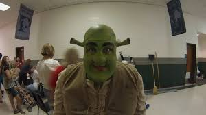 prosthetic makeup schools becoming shrek prosthetics and makeup timelapse