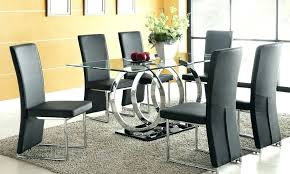 black dining table chairs 6 black dining chairs dining chair country black and distressed oak
