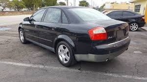 2003 audi a4 1 8 t sedan audi a4 1 8 t quattro in florida for sale used cars on