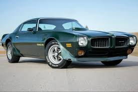 Business Mileage The Holy Grail by Less Than 50 000 Miles 1973 Trans Am