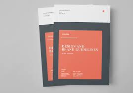brand manual u0026 guidelines on behance