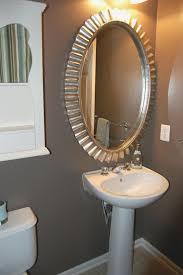 oval pivot bathroom mirror 57 most marvelous master bathroom mirrors rectangular pivot mirror