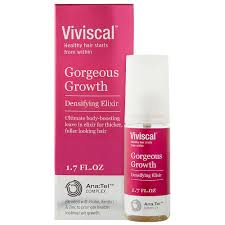 Hair Loss Shampoo Walmart Buy Gorgeous Growth Densifying Elixir 50 Ml By Viviscal Online