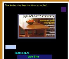 Woodworking Plans And Projects Magazine Back Issues by Woodworking Magazine Pdf Free Download 151116 The Best Image