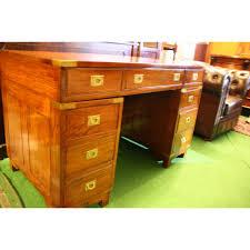 old military campaign desk london gallery canapés et sofas