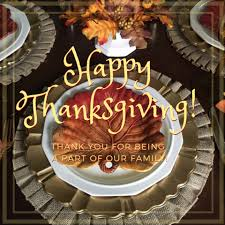 happy thanksgiving feast on great savings on gift sets this weekend