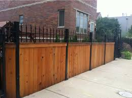 fence wrought iron fence designs pictures arresting wrought iron