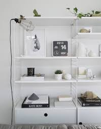 String Shelving by Decordots At Home With
