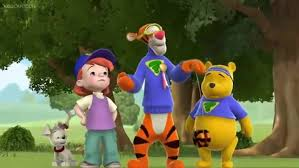 friends tigger u0026 pooh season 3 episode 17 tigger yo yo pooh