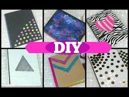 como forrar un cuaderno con tela youtube diy 5 formas para forrar y decorar tus cuadernos blooper