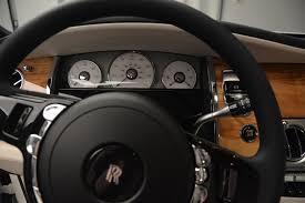 rolls royce steering wheel 2016 rolls royce ghost series ii stock r336 for sale near