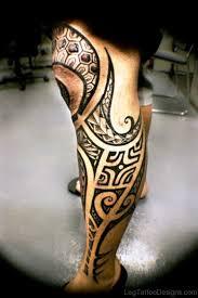 85 superb calf tattoos for men