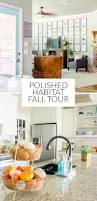 fall home tour functional u0026 modern modern fall decor and funky