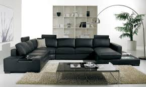 Black Modern Living Room Furniture by Sofa Black Living Room Furniture Decorating Ideas Black Living