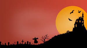 halloween haunted house background images 1920x1080 wallpaper haunted castle scary graveyard ghost hd