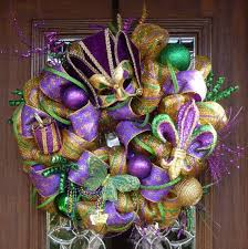 mardi gras deco mesh 125 best wreaths images on wreaths burlap