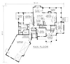 Inlaw Suite Plans Craftsman House Plans With Mother In Law Suite Escortsea