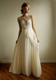 vintage inspired wedding dresses inspired wedding dress with sheer lace neckline