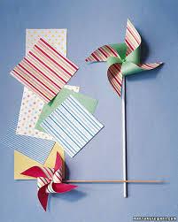 paper pinwheels martha stewart