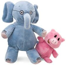 elephant u0026 piggie plush toy 9780641932649 barnes u0026 noble