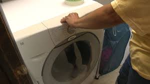 settlement in front loading washer case