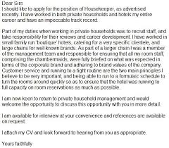 cover letter template hotel manager
