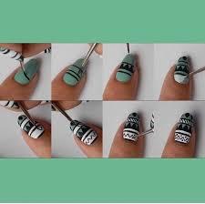 36 best nail art images on pinterest aztec nails aztec nail art