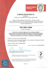 bureau veritas benin licenses elmark holding