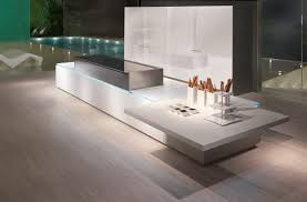 kitchen white kitchen island with geometric shapes modern