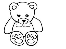 bear drawings clip art 49