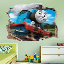 superior pop art wall mural idea home design thomas the tank engine wall stickers