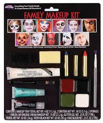 halloween makeup kits family kits makeup halloween