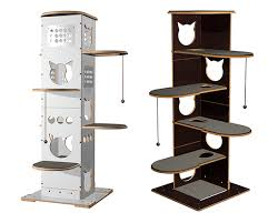 spectacular modern cat furniture from brazil cat furniture cat