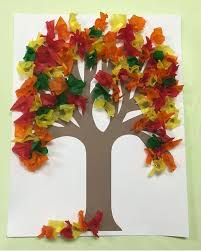 Cool Thanksgiving Crafts For Kids Best 25 Tissue Paper Crafts Ideas On Pinterest Tissue Garland