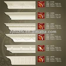 Polystyrene Cornice Various Color China Cornice Moulding Polystyrene Ceiling Moulding