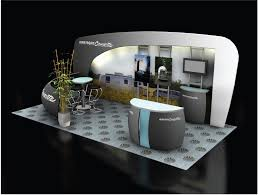 brede allied custom booths 10 x 20 modular trade show display modular stands