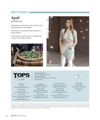 Advertising Sales Manager Tops In Lexington March 2017 By Tops Magazine Issuu