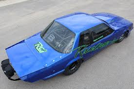 fiscus klugger racing u0027s radial mustang is complete and it u0027s badass