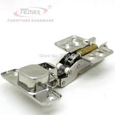 Soft Close Kitchen Cabinet Door Hinges Aliexpress Com Buy Ss304 Half Overlay Furniture Hardware