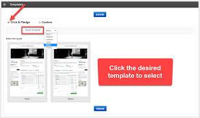 click u0026 pledge event management for salesforce create