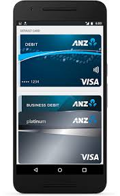 android pay app set up android pay anz