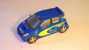сar toys papercraft car subaru r2 cars for kids papercraft
