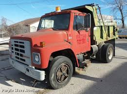 1987 international s1700 dump truck item db1505 sold ap